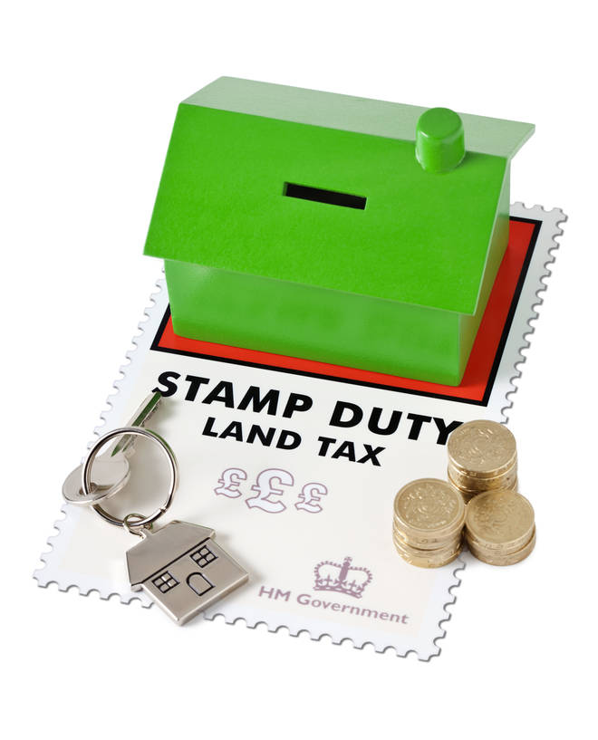 Stamp duty land tax is in place in England and Northern Ireland