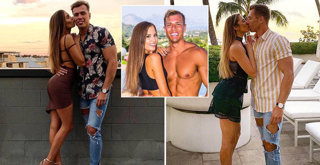 Love Island Australia's Millie and Mark got together on the show