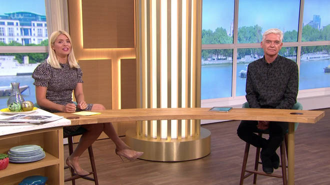 Holly Willoughby and Phillip Schofield have remained on This Morning throughout the coronavirus pandemic