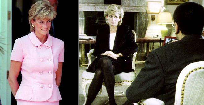 Princess Diana was interviewed for Panorama in 1995