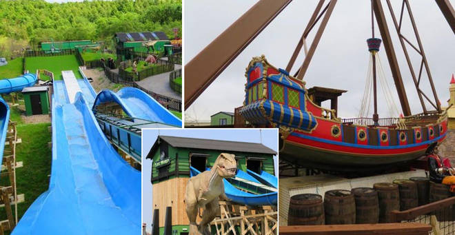 A new Theme Park is opening in the UK this week