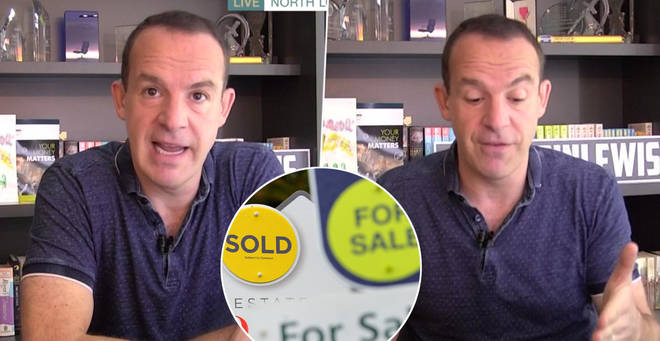 Martin Lewis has issued a warning to homebuyers