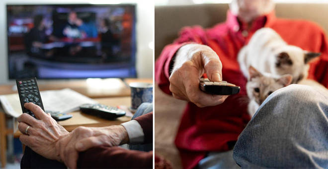 TV licenses will now be paid by over 75s
