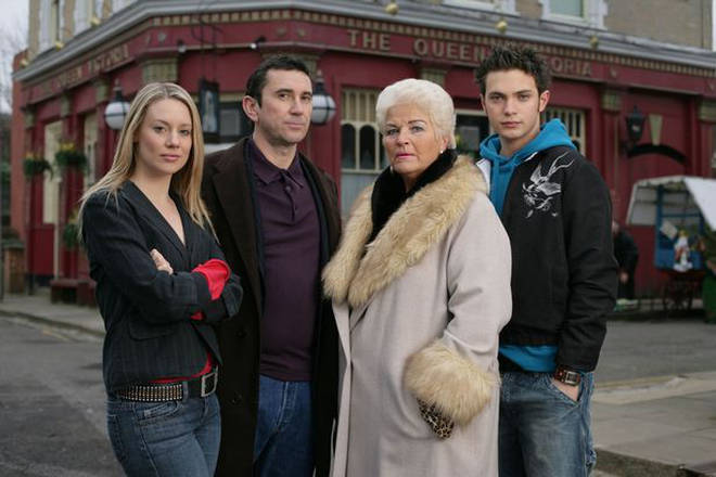 Kevin joined EastEnders with the Wicks family in 2006