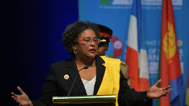 Prime Minister Mia Mottley announced the year-long visa will allow people to relocate to the stunning Caribbean island for 12 months