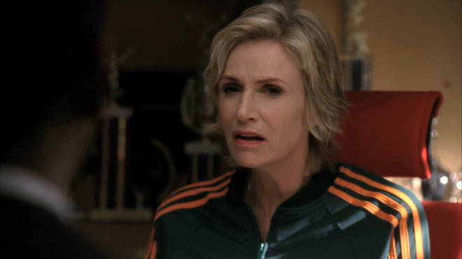 Jane is widely known for her huge role as Sue Sylvester