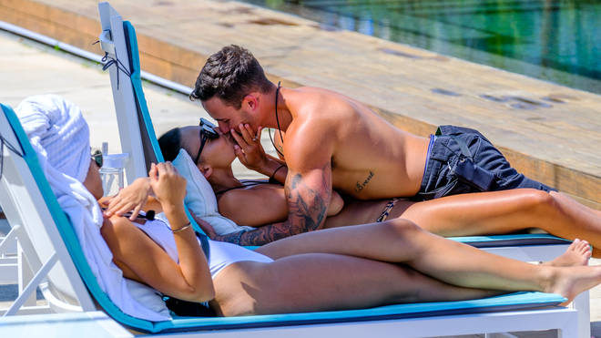 Grant Crapp and Tayla Damir fell for each other on Love Island Australia