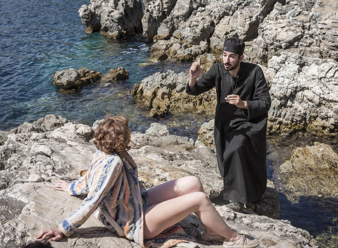 The Durrells is set in Corfu