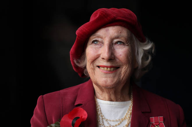 Vera was known as the Queen's favourite singer, and is best known for songs such as We'll Meet Again