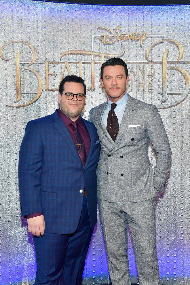 Josh Gad and Luke Evans will reportedly star in the six-part series