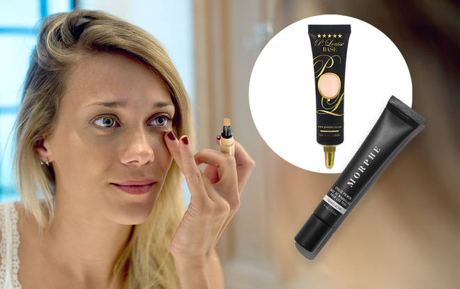 Priming your eyelids with concealer isn't a good idea