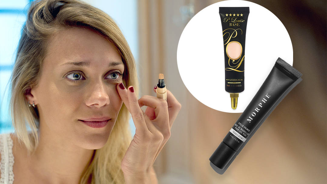 Expert Reveals Why You Should Never Put Concealer On Your Eyelids Heart
