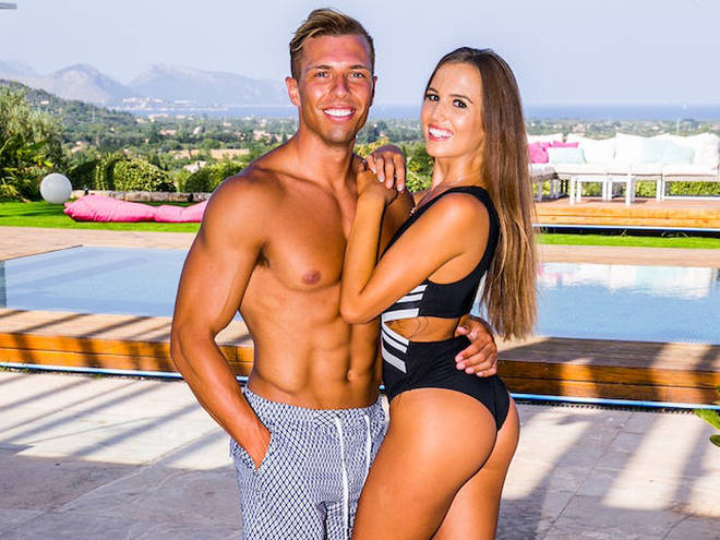 Millie Fuller and Mark O'Dare made it to the Love Island Australia final