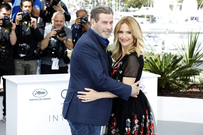 "John Travolta said his wife ""fought a courageous fight"""