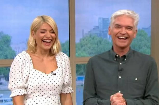 Holly and Phil are taking a two month break from This Morning