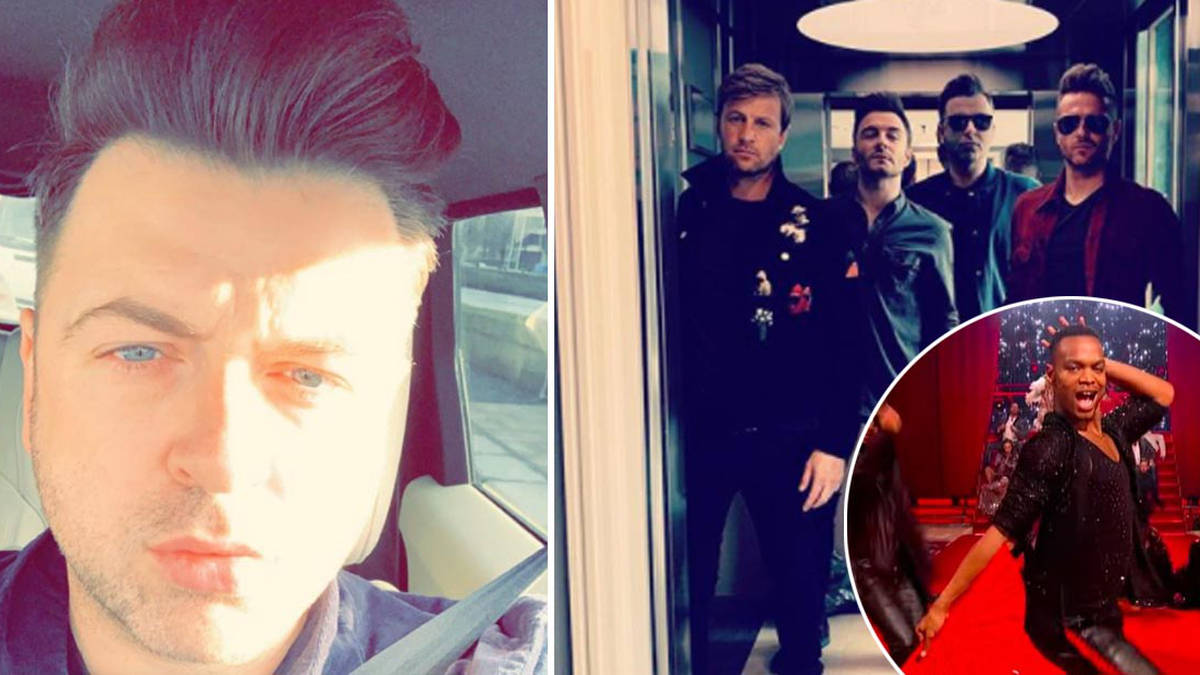 Westlife's Mark Feehily 'to become Strictly's first male contestant with same-sex partner'