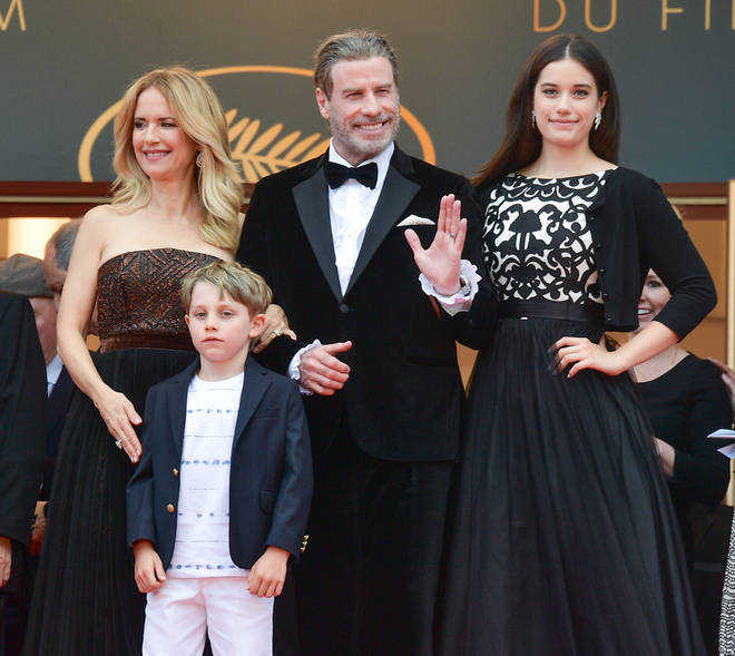 John and Kelly have three children together, Ella, Benjamin and Jett, who tragically died in 2009