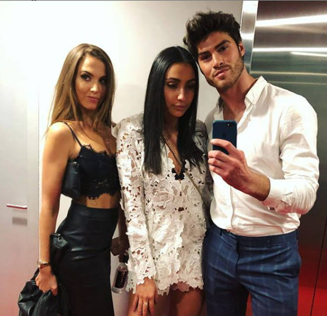 Millie, Tayla and Justin from Love Island Australia are still best friends
