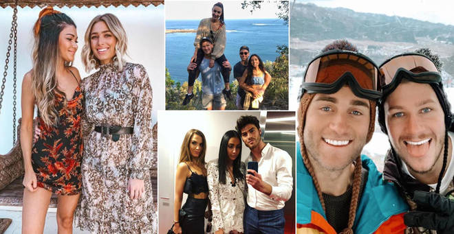 Lot's of the Love Island Australia cast are still friends