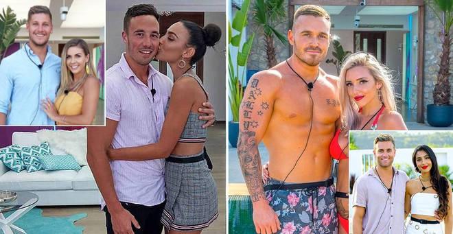 The final Love Island Australia couples