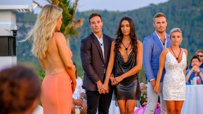 Tayla and Grant won Love Island Australia