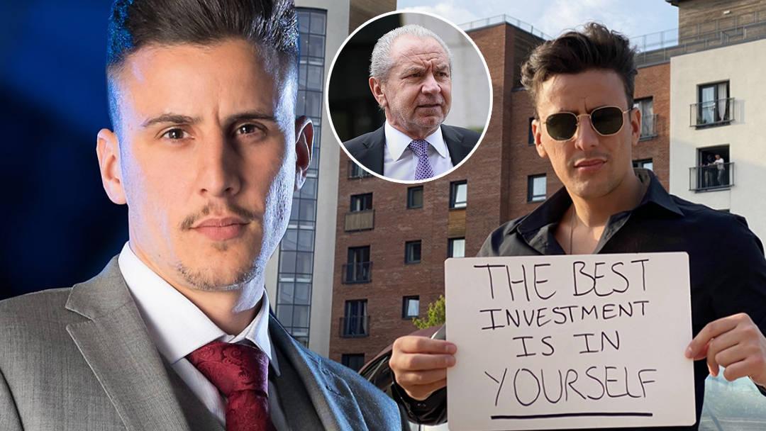 Apprentice winner's venture with Alan Sugar goes bust after racking up £2m debt