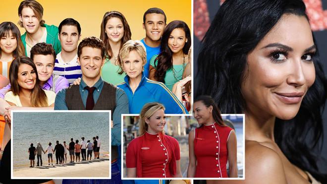 Naya Rivera's death has left her Glee co-stars heartbroken