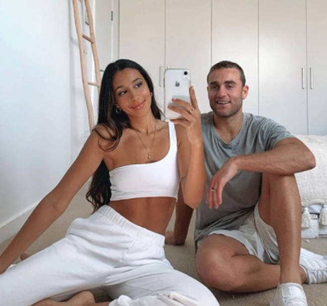Amelia and Josh from Love Island Australia 2018