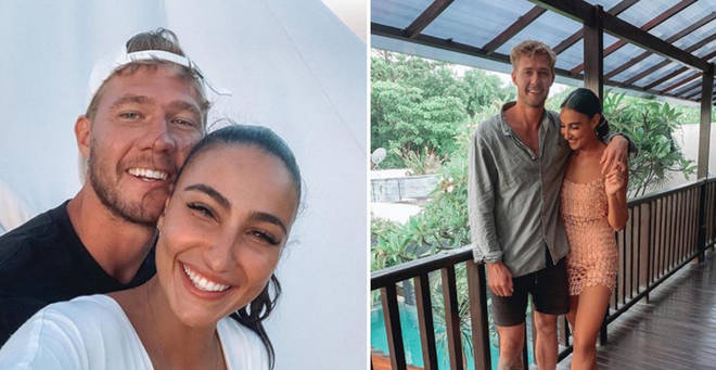 Tayla Damir is now dating Nathan Broad