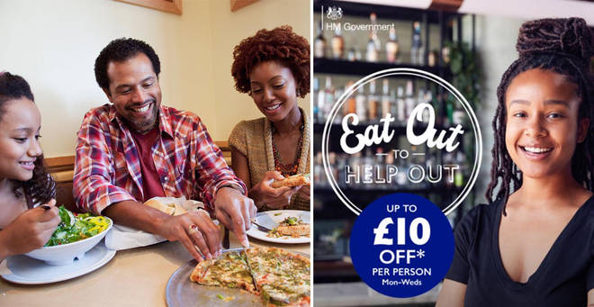The Eat Out to Help Out scheme is starting next month