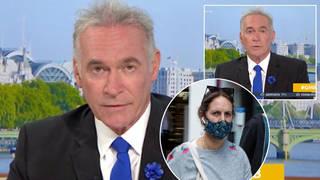 Dr Hilary has slammed the decision on face masks