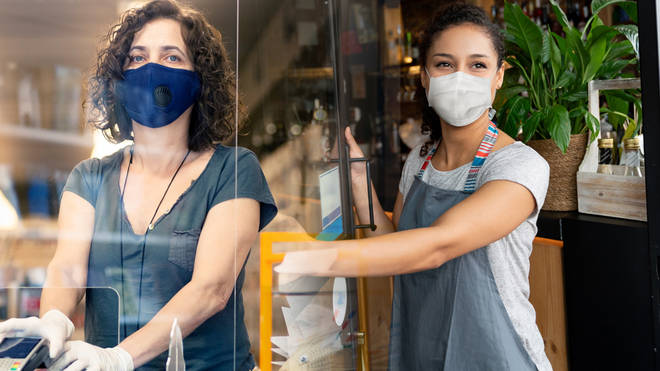 Will shop assistants also be expected to wear face coverings?