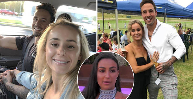 Grant Crapp and his girlfriend were reportedly together during Love Island Australia