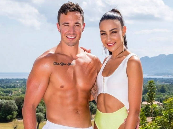 Grant and Tayla split after Love Island Australia