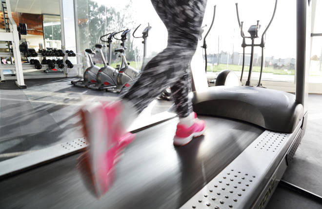 Gyms can reopen in England from 25 July (stock image)