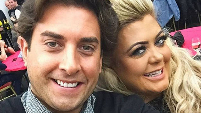 Arg and Gemma in happier times