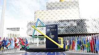 The Birmingham 2022 Commonwealth Games countdown clock is ticking!