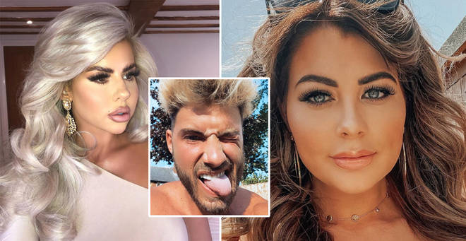 Where are the contestants from Love Island 1 now?