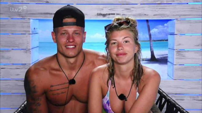 Alex and Olivia met on Love Island in 2016