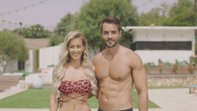 Laura and Paul came second in Love Island
