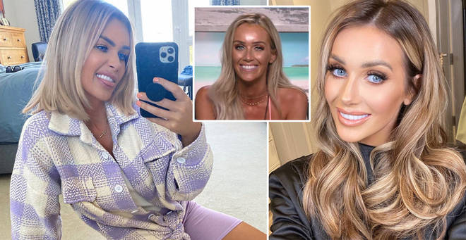 Laura Anderson came runner-up in Love Island 2018