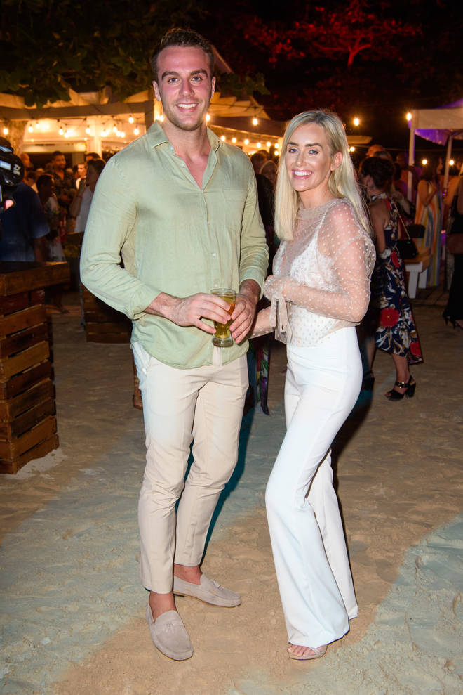 Max Morley dated Laura Anderson after Love Island