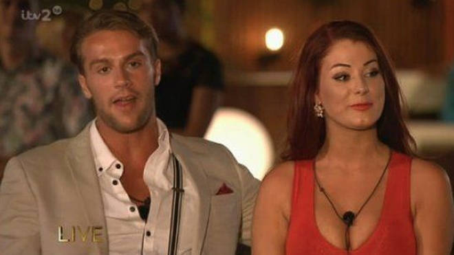 Jess and Max won Love Island series one