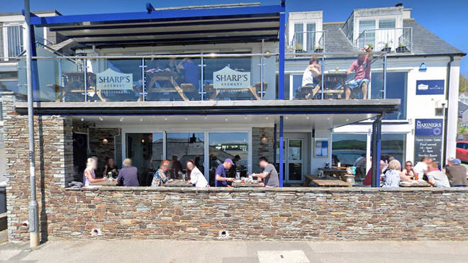 Paul Ainsworth owns The Mariners pub in Cornwall