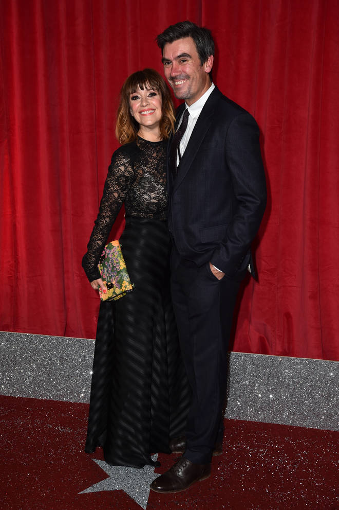 Emmerdale's Jeff Hordley and Zoe Henry are married in real-life
