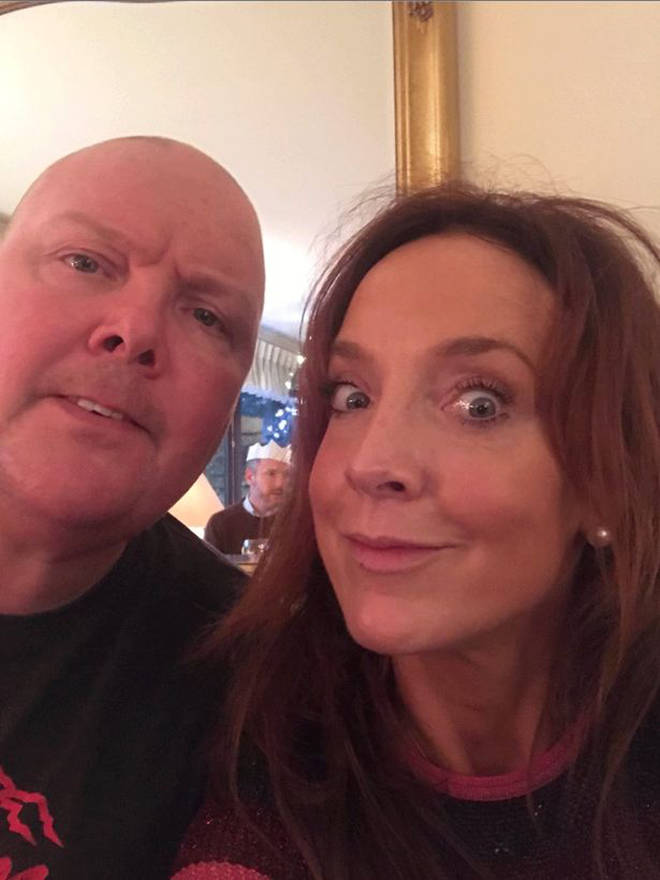 Emmerdale's Dominic Brunt and Joanne Mitchell are married in real life