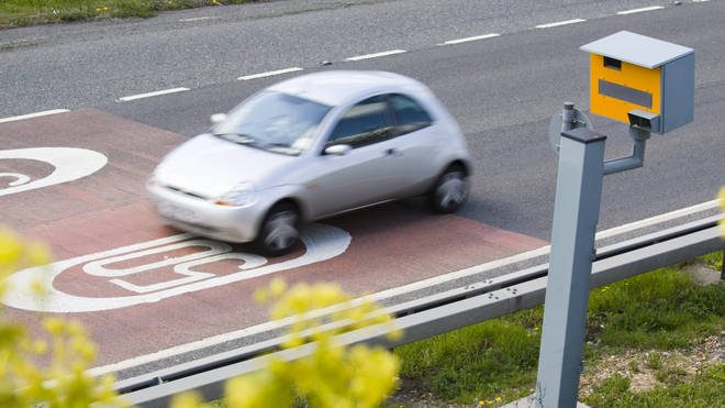 The report suggested that some speed camera locations are chosen as they are 'good hunting grounds' (stock image)