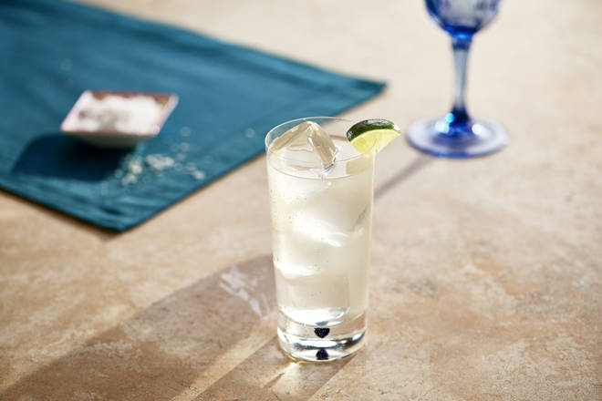 A refreshing blend of coconut and warm orange blossom notes makes for a delicious aperitif