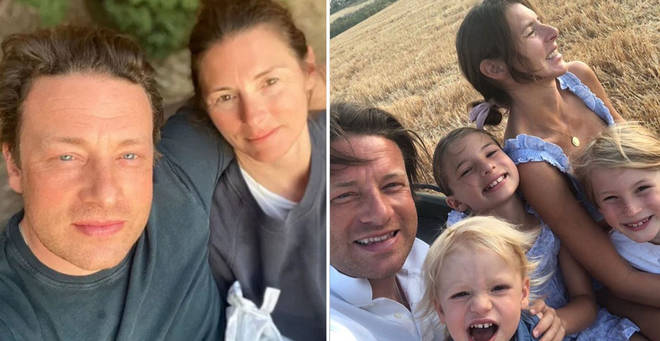 Jools Oliver has opened up about miscarrying