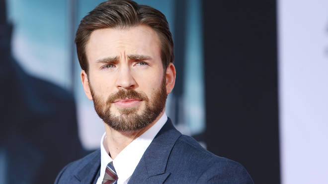 Chris Evans, who plays Captain America, told Bridger he was 'brave and selfless'